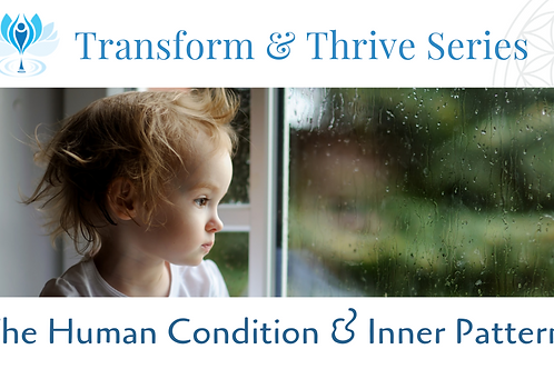The Human Condition & Inner Patterns