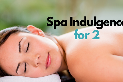 Rainforest Spa Indulgence for 2