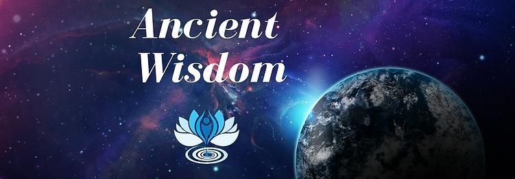Ancient Wisdom Workshop