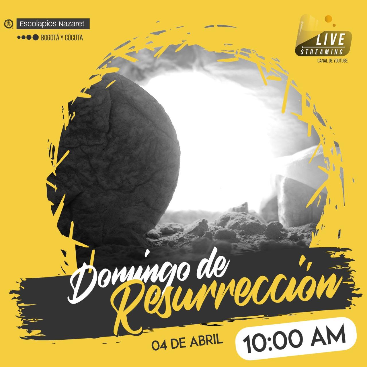 DOMINGO RESURRECCIÓN