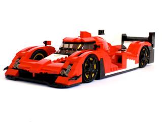 Ferrari LMP1 Blogged on TLCB