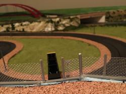 Racetrack Footbridge
