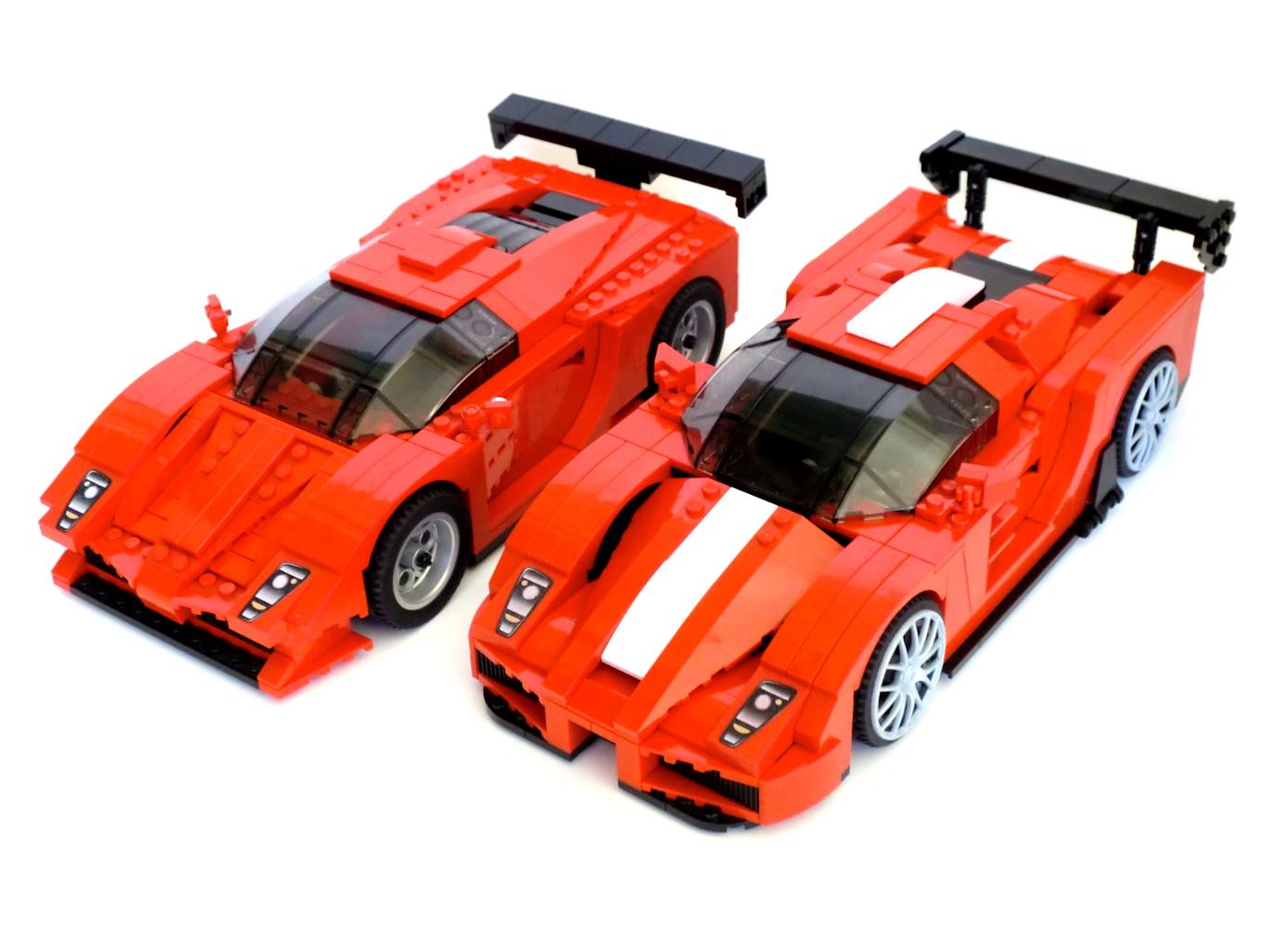 FXX GT3 & Altenzo II