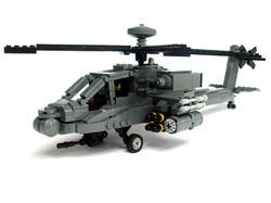 AH-64D Apache Longbow (4)