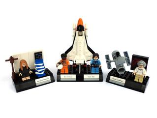 LEGO Ideas 21312 Women of NASA Review