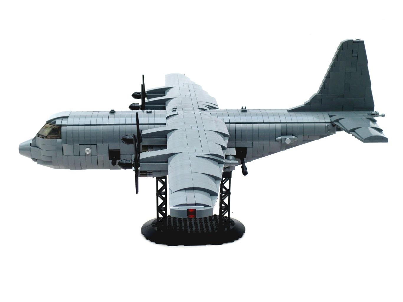AC-130U Spooky II