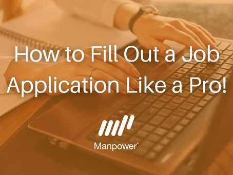 How To Fill Out A Job Application Like A Pro