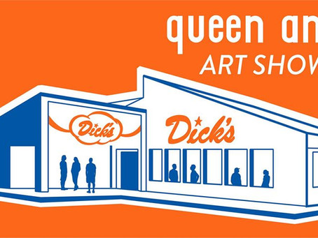 Dick's Drive In ART SHOW: Queen Anne December 18th