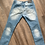 Thumbnail: Johnny Cash Custom Painted Jeans