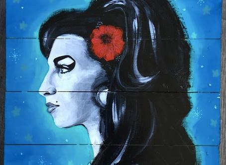 Original Amy Winehouse Paintings