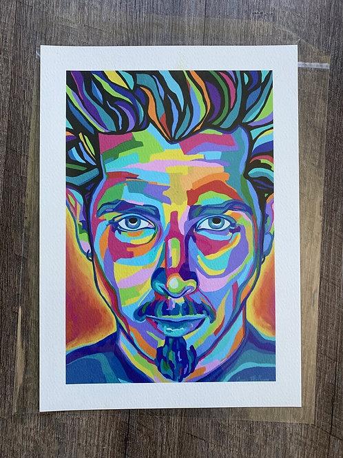 Chris Cornell Print