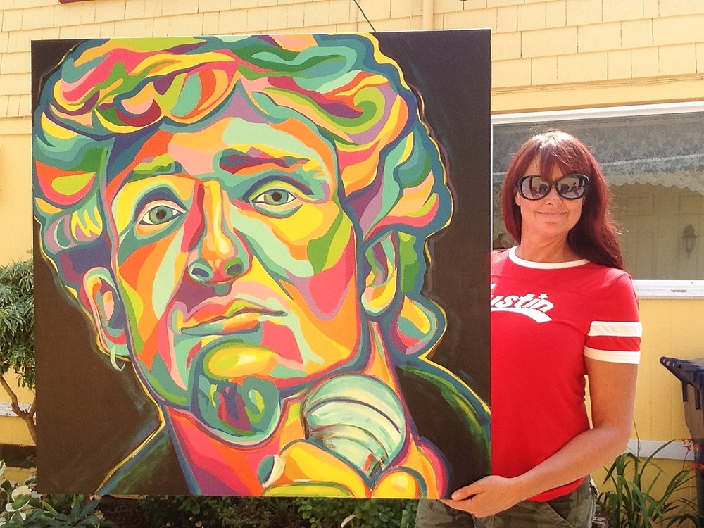 Layne Staley Painting and Me