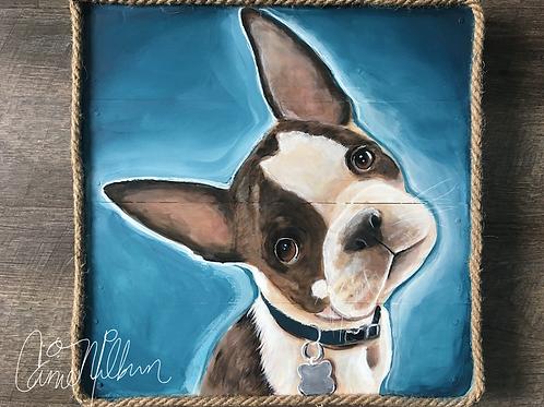 DEPOSIT ONLY - Pet Portraits