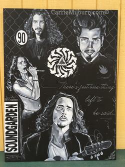 Chris Cornell Collage