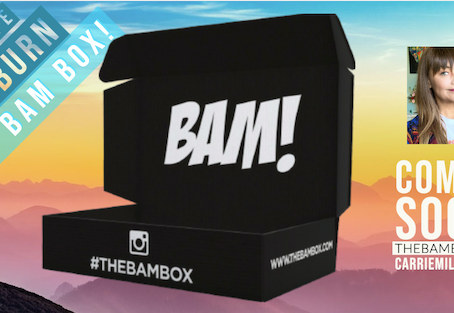 Bam Box! to Include Exclusive Carrie Milburn Print