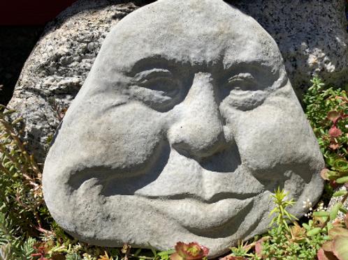 """Cement Garden Face 10"""""""