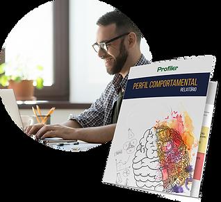 mapeamento de perfil comportamental prof