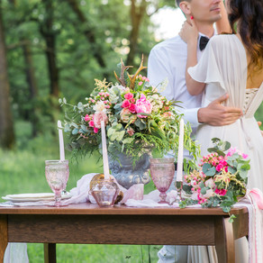TENDENCIA: WEDDING MUST GOLD & PINK