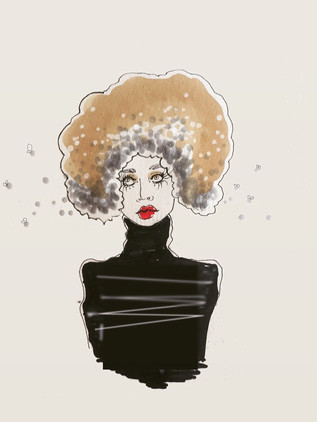 Miss-Beehivin'