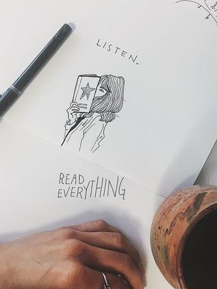 Read Something. Anything. Everything.