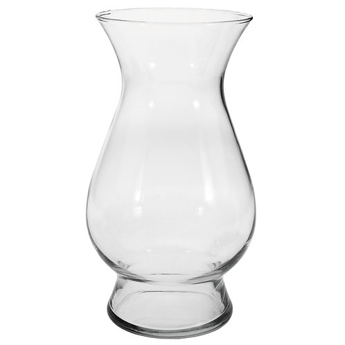 Vase Bella Clear 10 5/8in
