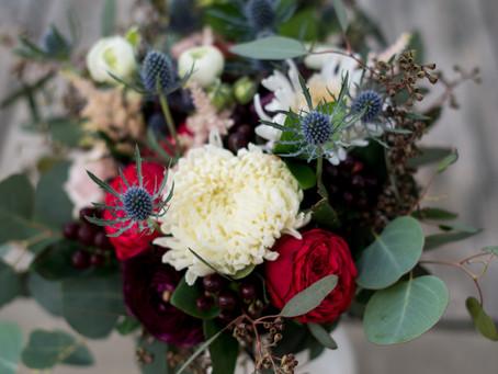 Floral Arrangements at Ashlawn Highland