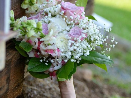 Floral Arrangements at Stover Hall