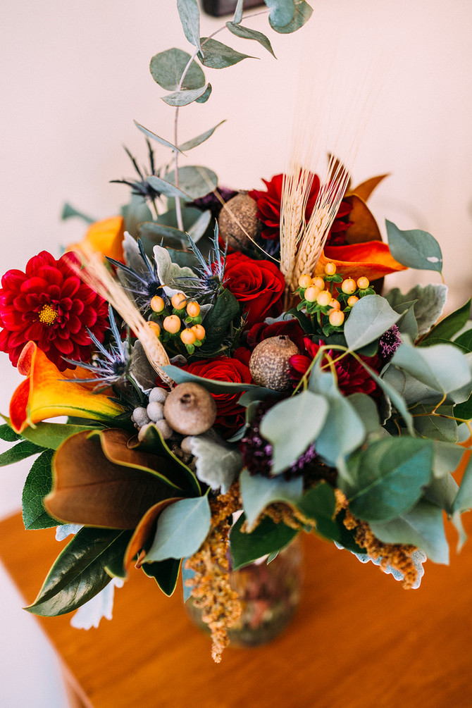 Floral Arrangements, Planning & Coordination at Wintergreen