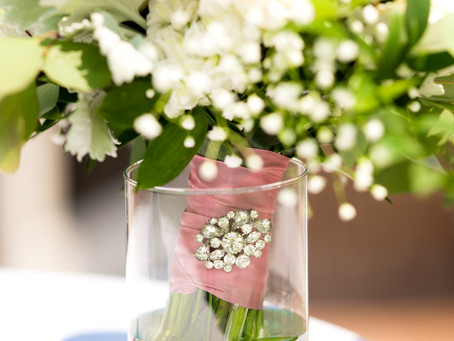 Floral Arrangements at Brix & Columns