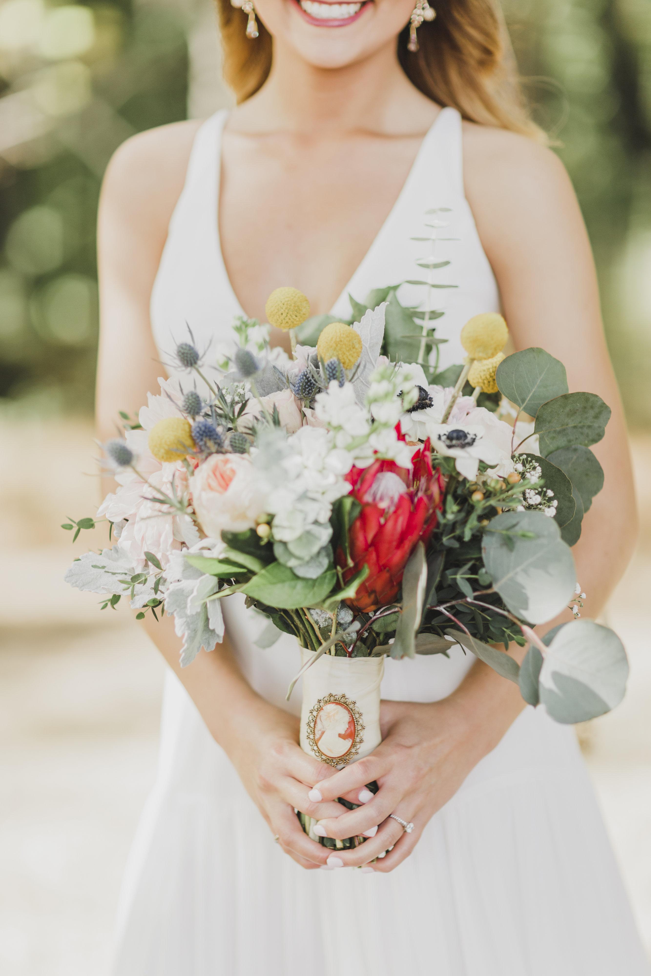 Weddings Faded Poppy Virginia Farm (9)