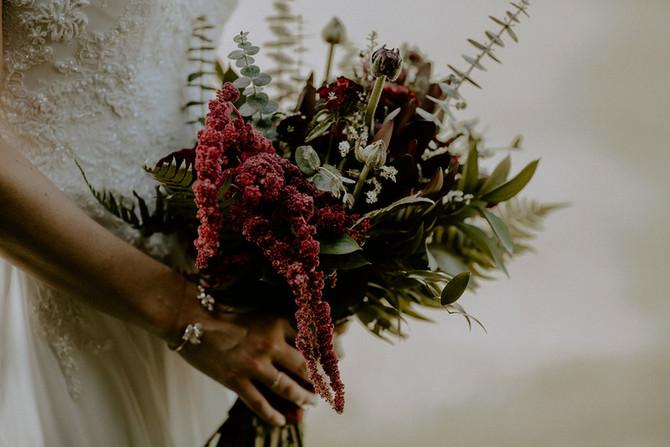 Floral Arrangements at King Family Vineyards