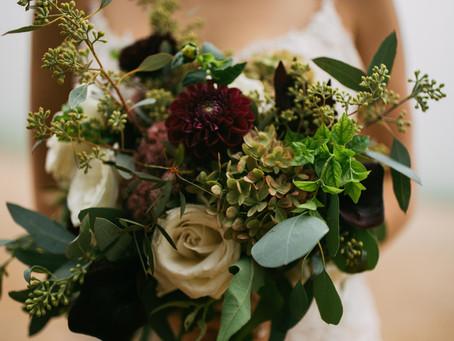 Floral Arrangements at Wintergreen