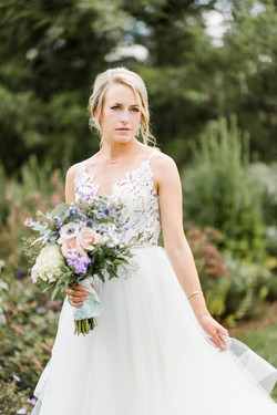 Faded Poppy Wedding Bouquet (8)