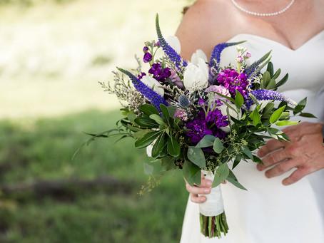 Floral Arrangements at Barn at Edgewood