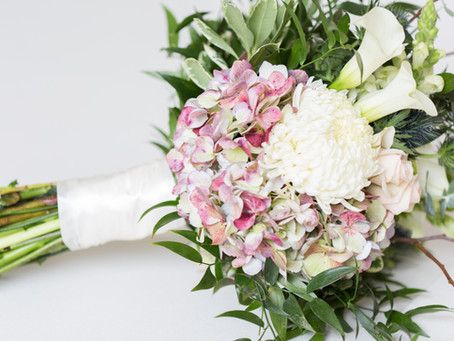 Floral Arrangements at Keswick Vineyards