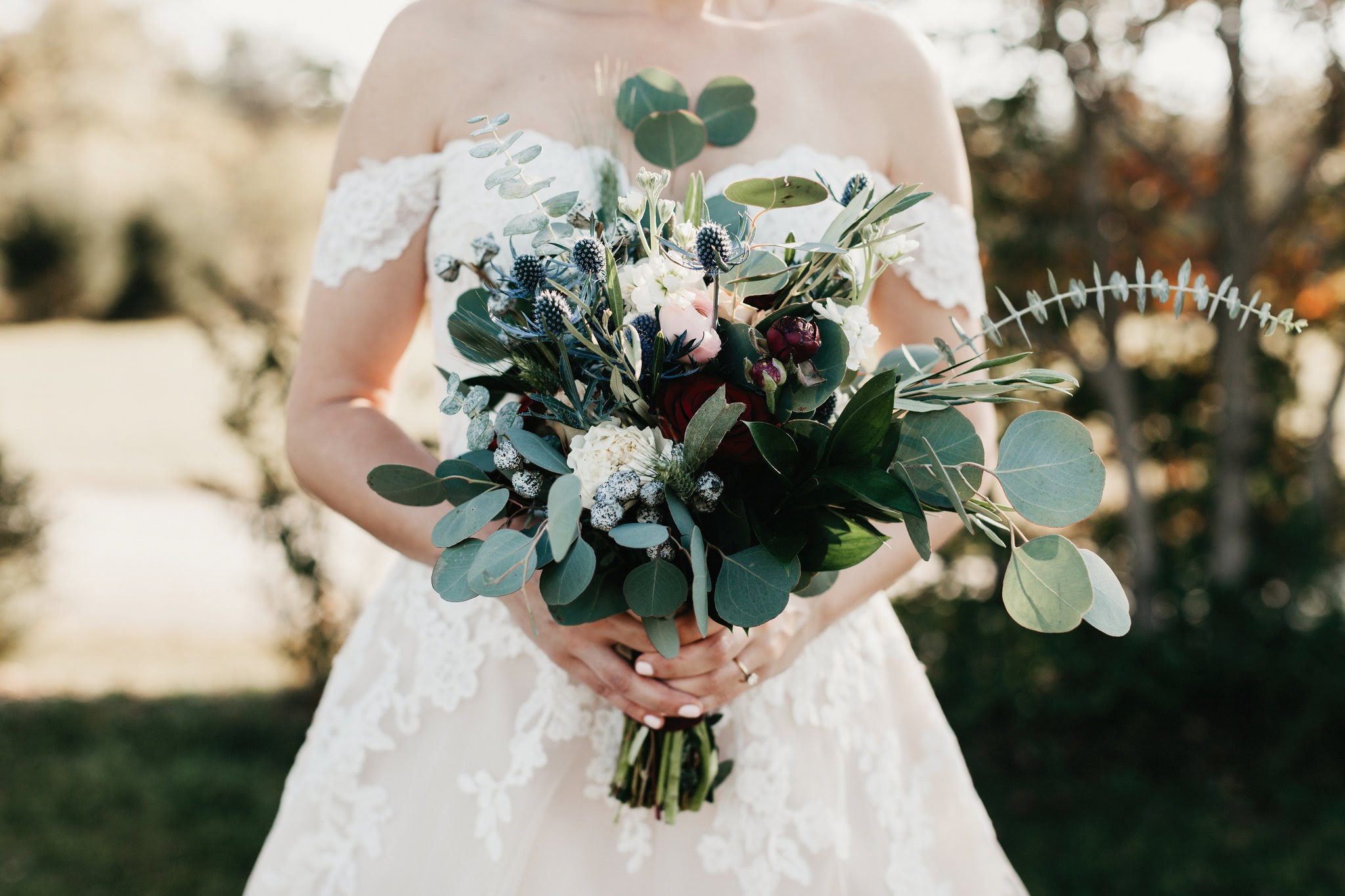 Faded Poppy Montfair Charlottesville Wedding Flowers (1)