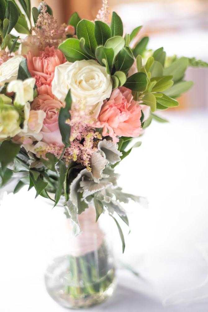 Floral Arrangements at Meriwether Springs Vineyard