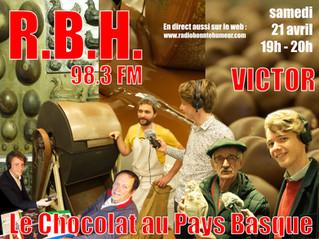 Victor Special Chocolat
