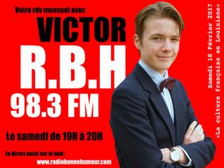 Victor sur RBH