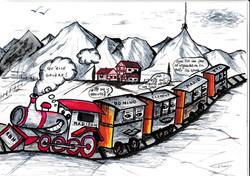 PETIT TRAIN RBH FRANCIS