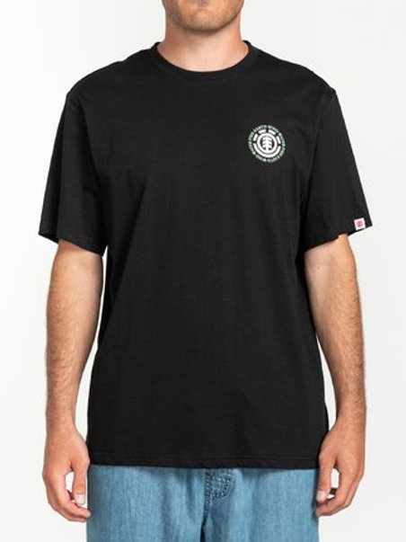 T-Shirt Element SEAL BP SS Flint Black