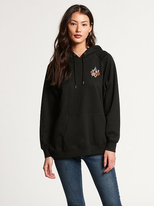 TRULY STOKED BF HOODIE BLACK