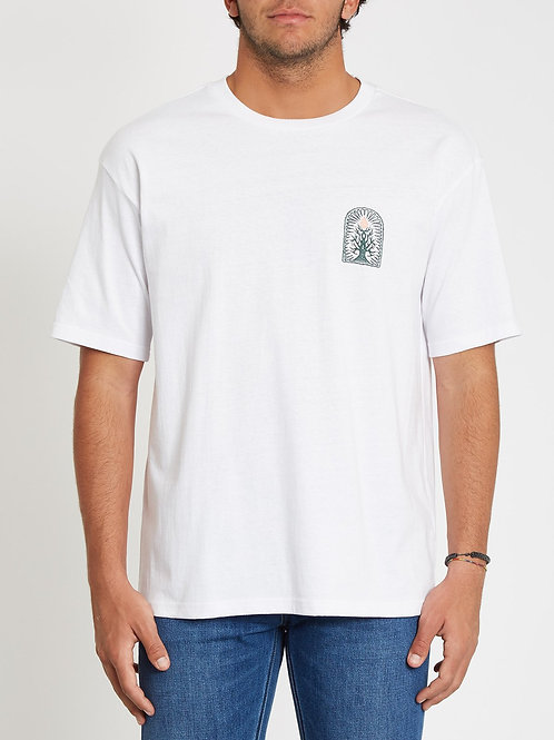 ROOTSY LSE SS - White