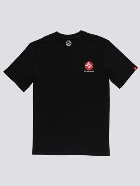 T-Shirt Element BANSHEE GHOSTBUSTERS Flint Black
