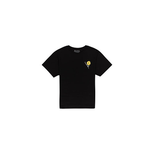 RISE AND SHINE SS - Black