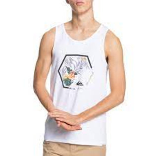 FADING OUT TANK - White