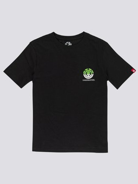 T-Shirt Element PROTON SEAL GHOSTBUSTERS Flint Black
