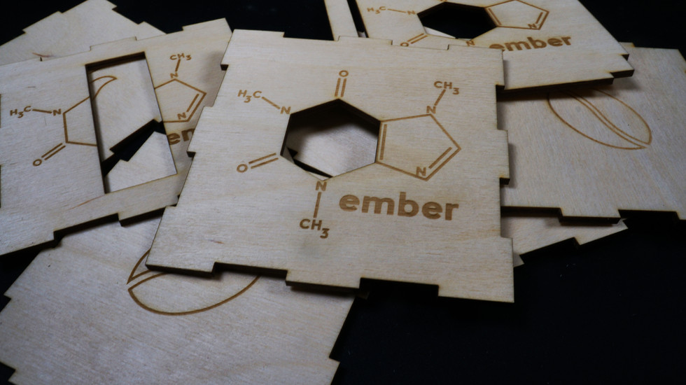 Ember Coasters
