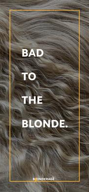 The Blonderage