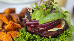 Vegan Longevity Burgers